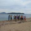 GWの営業と海練習会のご案内です。